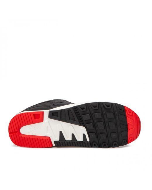 Nike Air Span II SE ''Mini Swoosh Pack'' (Black Red)