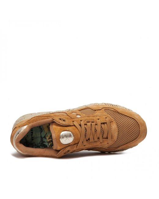sports shoes 3e366 55ed7 Men's Brown Shadow 5000 ''gold Rush Pack''