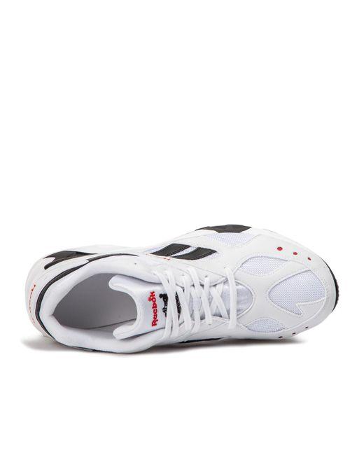 1d4b5823497 Lyst - Reebok Aztrek in White for Men - Save 58%