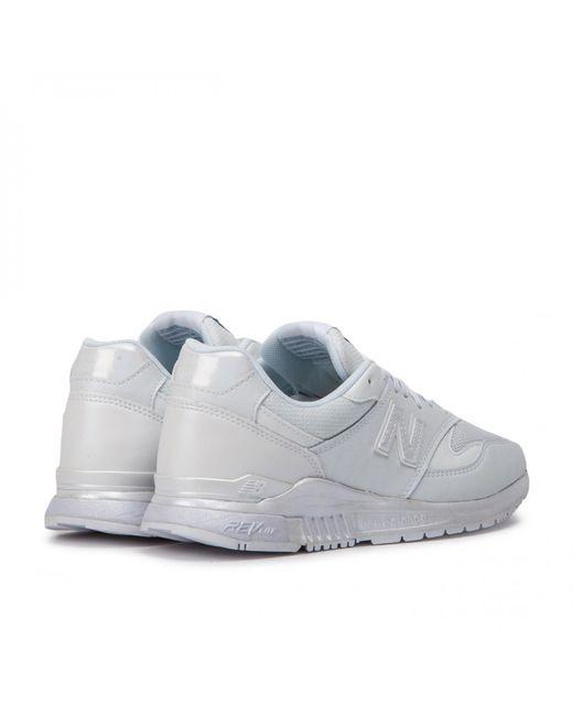 wholesale dealer 74928 8b130 New Balance Wl 840 Pw in White for Men - Lyst