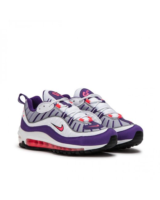 best sneakers c1e77 761a1 Men's White Nike Wmns Air Max 98