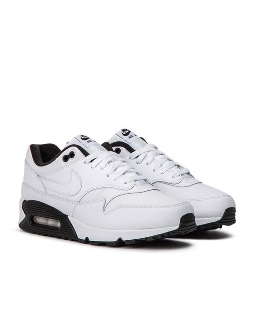 best service 82f91 a619c Nike - White Nike Air Max 90 1 for Men - Lyst ...