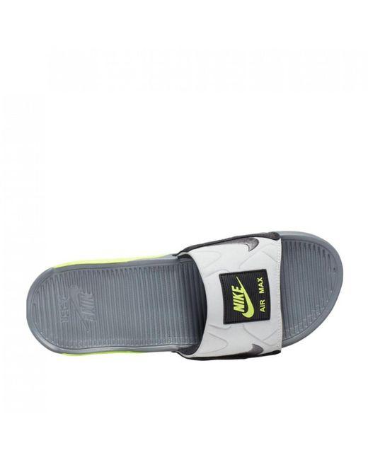 Nike Air Max 90 Slide in Gray für Herren