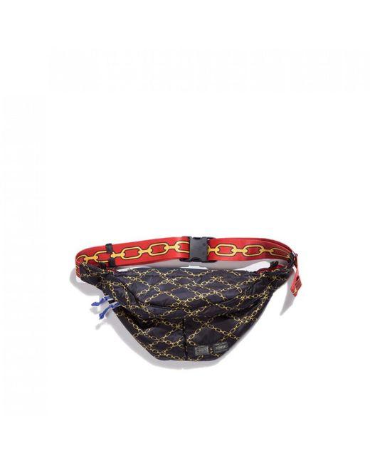 Porter Black X Aries Waist Bag for men