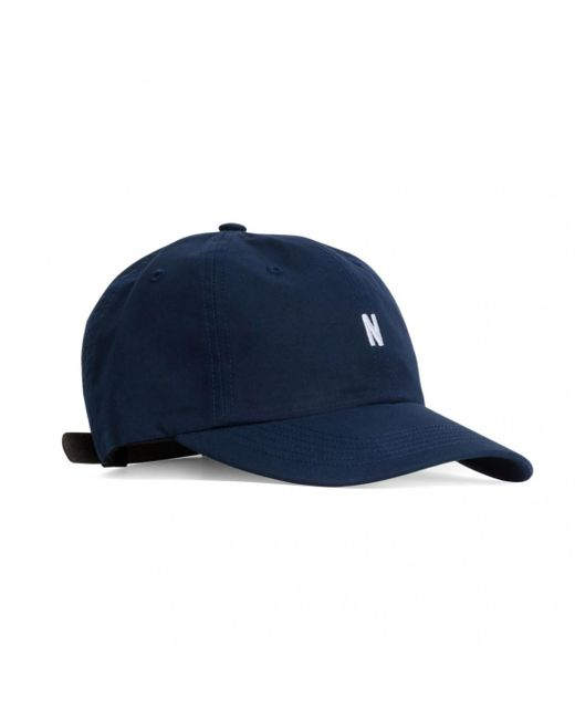 Norse Projects - Blue Sports Cap for Men - Lyst