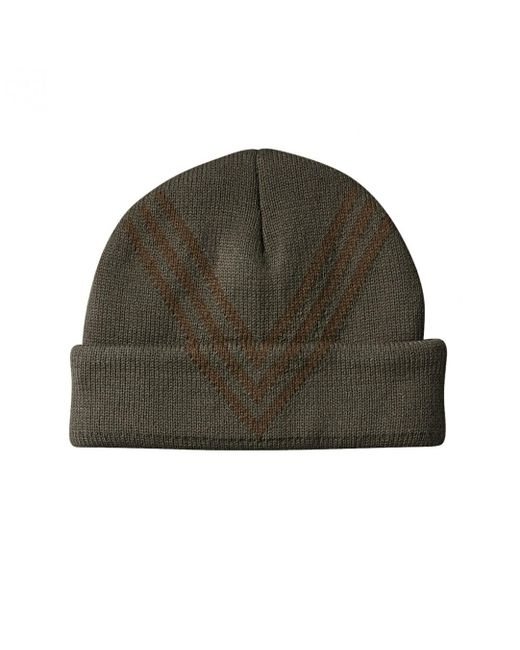 8649c5603 Men's Green X White Mountaineering Beanie
