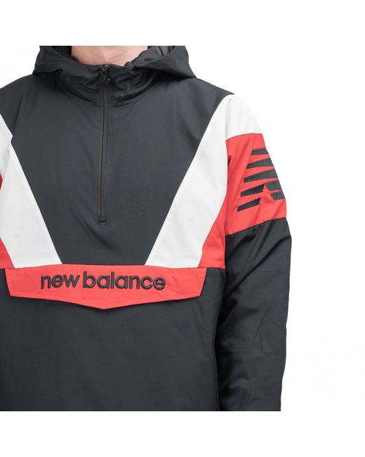 new balance athletics stadium insulated anorak