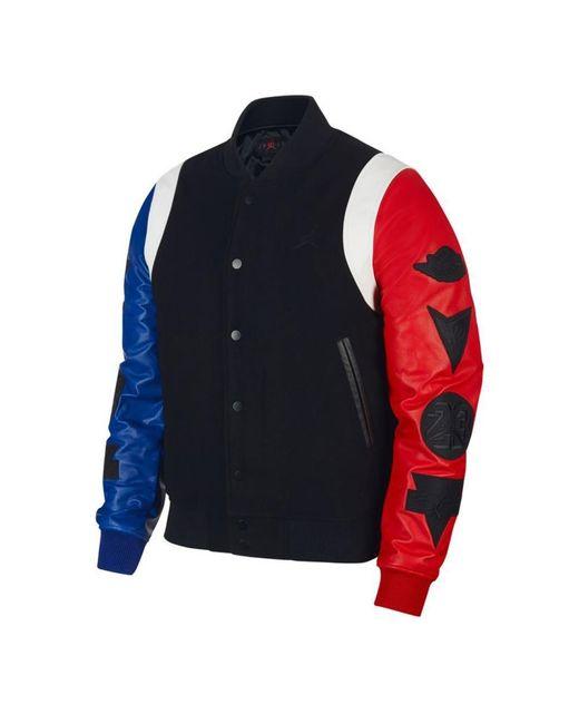 Air Jordan Dna Varsity Jacket