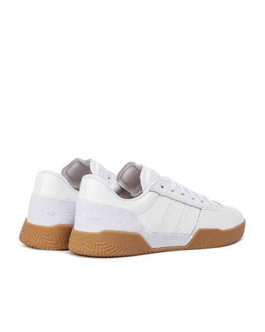 adidas Skateboarding City Cup Schuh (collegiate navy white gum)