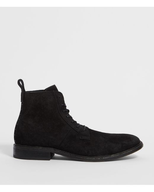 AllSaints Black Trent Boot for men