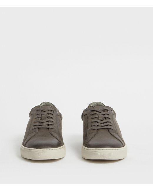 f5a8d83e580 Men's Gray Stow Low-top Sneaker