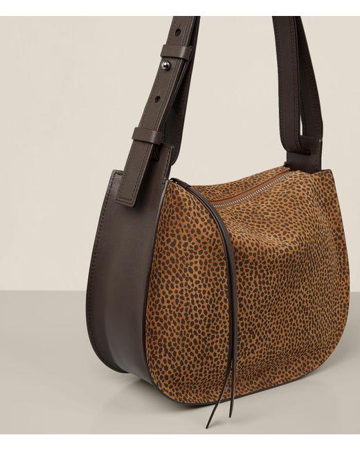 Allsaints Echo Mini Hobo Bag