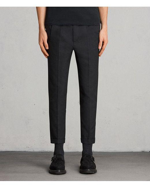 AllSaints - Gray Tallis Pant Usa Usa for Men - Lyst