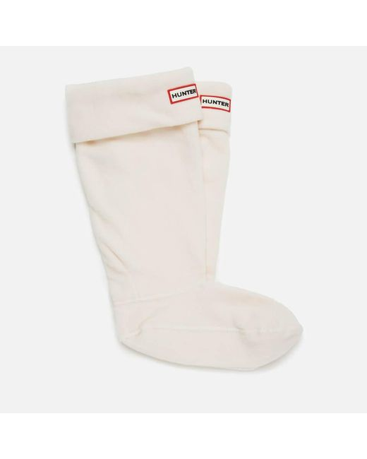 Hunter - Multicolor Unisex Tall Fleece Welly Socks - Lyst