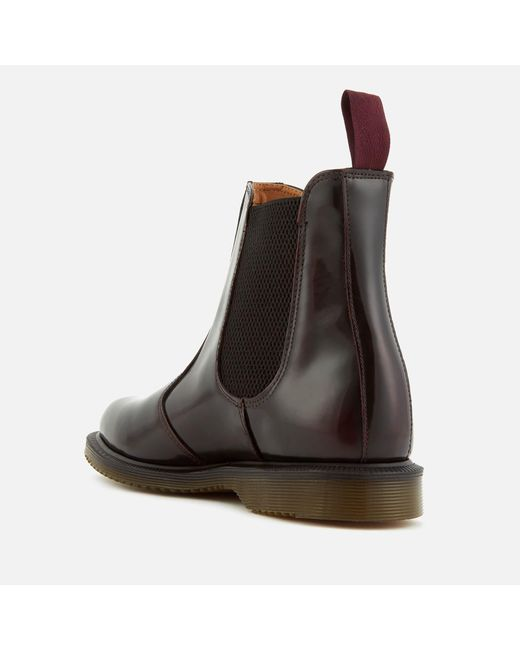 ... Dr. Martens - Multicolor Flora Arcadia Leather Chelsea Boots - Lyst ... a71c76a18b