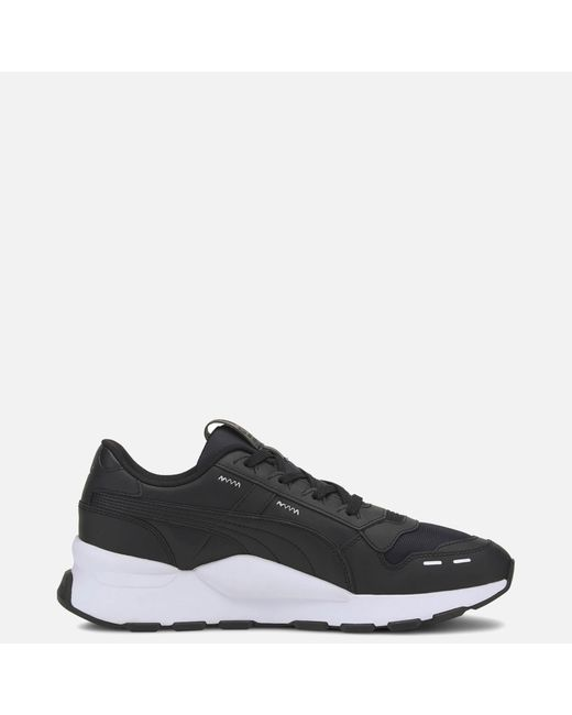 PUMA Black Rs 2.0 Base Trainers for men