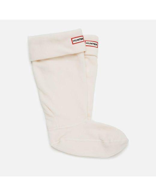 Hunter - Multicolor Boot Socks - Lyst