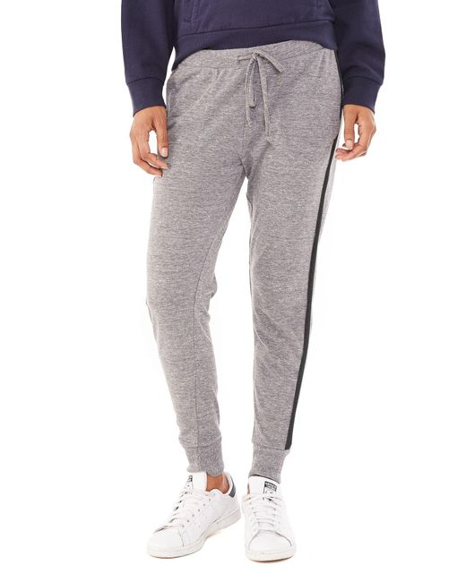 Alternative Apparel | Gray Eco-jersey Jogger Pants | Lyst