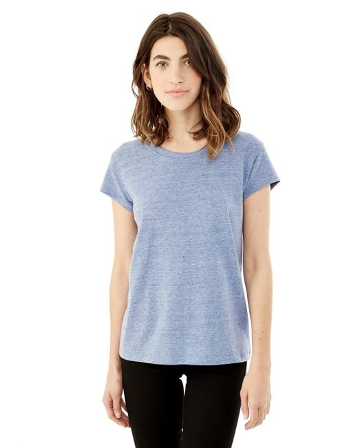 Alternative Apparel | Blue Harbor Eco-nep Jersey T-shirt | Lyst