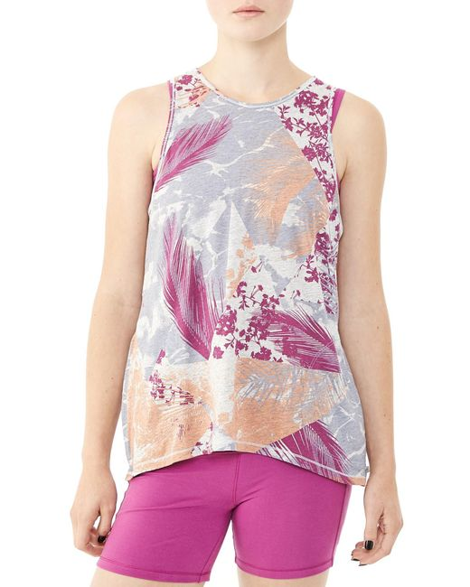 Alternative Apparel | Multicolor Flex It Printed Tank Top | Lyst