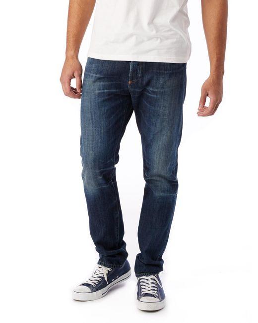 Alternative Apparel | Blue Agolde Tapered Slim Jeans for Men | Lyst