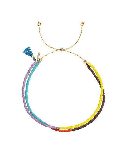 Alternative Apparel - Blue Shashi Carlita Bracelet - Lyst