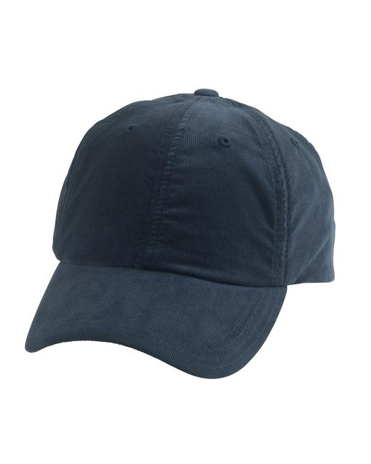 Alternative Apparel Blue Dad Cap for men