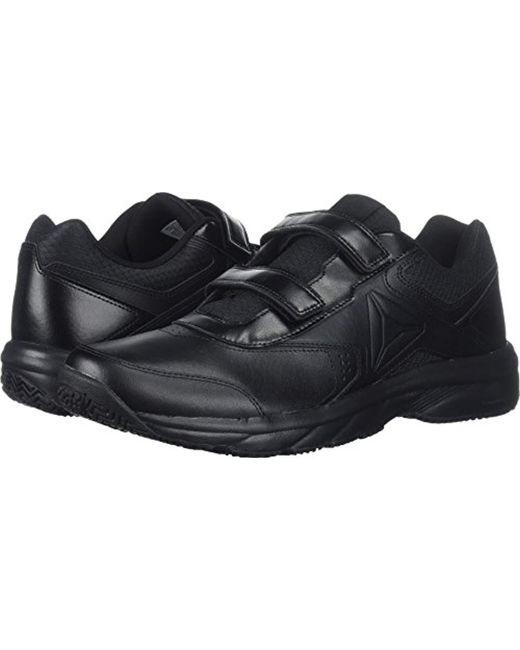 Lyst - Reebok Work N Cushion 3.0 Kc Walking Shoe in Black for Men ... a4ff10141