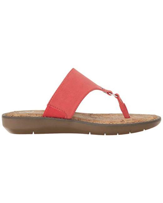 0d9e160b5674 ... Aerosoles - Multicolor Cool Cat Platform Sandal - Lyst ...