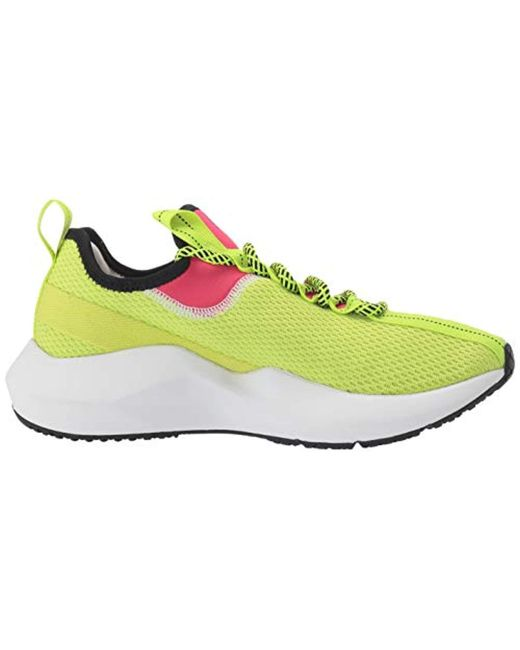 8476922449 Women's Sole Fury, White/black Red/neon Lime 601, 7 M Us