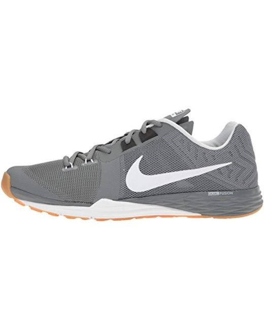 64410c68 ... Nike - Gray Train Prime Iron Df Cross Trainer Shoes for Men - Lyst ...