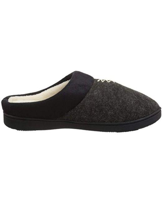 Memory Foam ISOTONER Marisol Microsuede Womens Slippers Indoor//Outdoor Sole
