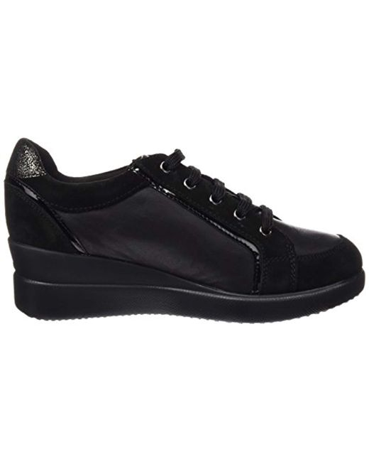 791ed51244395 Women's Black Stardust 19 Fashion Sneaker