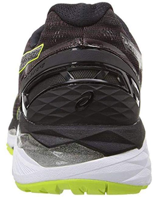 cc39a76b0cb0 ... Asics - Black Gel-kayano 23 Lite-show Running Shoe for Men - Lyst ...