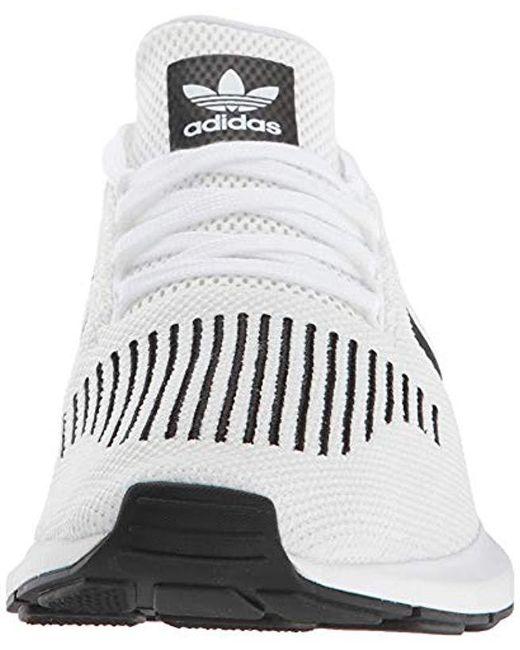 2d550ce4ba205 Men's White Adidas Swift Running Shoe