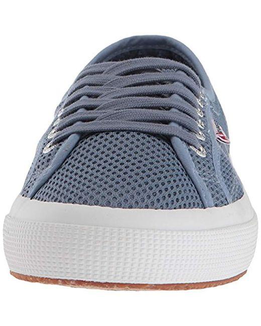 133ece420a9f4 Women's Blue 2750 Meshu Sneaker