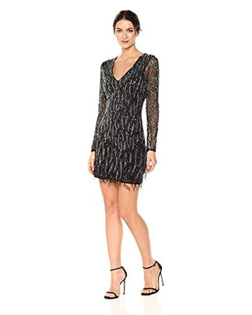 Parker - Black Gia Dress - Lyst