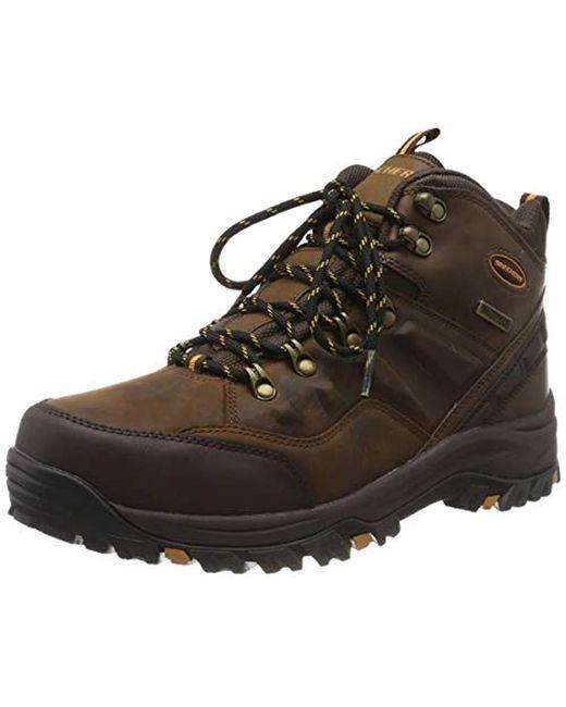 Skechers Multicolor Relment-traven Hiking Boot for men