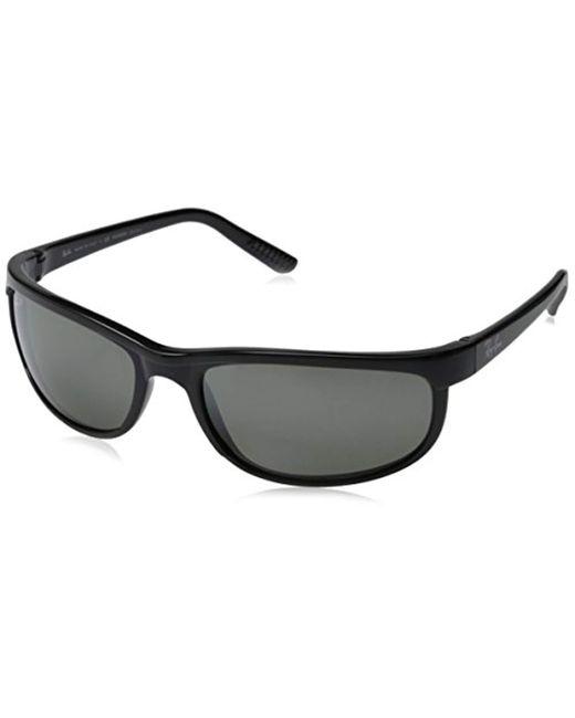 Ray-Ban - Black Unisex Rb2027 Predator 2 Sunglasses for Men - Lyst