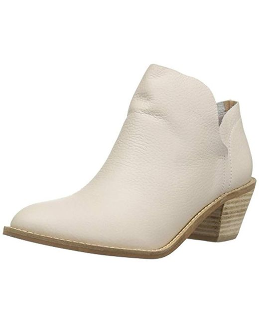 Kelsi Dagger Brooklyn Natural Kenmare Ankle Boot