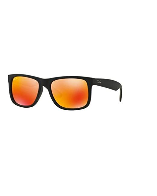Ray-Ban - Multicolor Ray Ban Rb4165 Justin Sunglasses... - Lyst