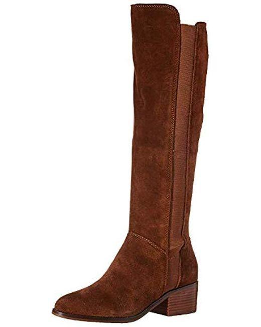 cf2ad30e460 Women's Brown Giselle Knee High Boot
