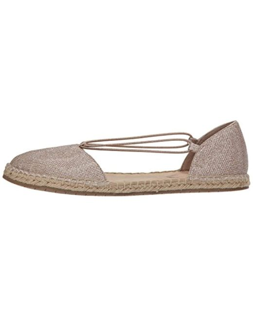 b6088eda0c9 Women's How How Laser Flat Espadrille With Elastic Straps Wedge Sandal