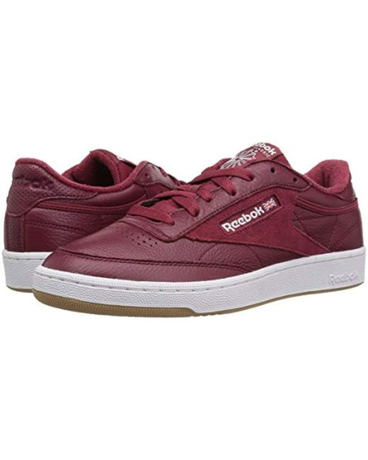 69193e88a79 ... Reebok - Multicolor Club C 85 Estl Sneaker for Men - Lyst ...