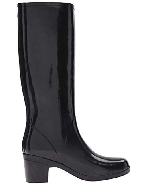 9135f04af653 Lyst - Kate Spade Raylan Rain Boot in Black - Save 25%