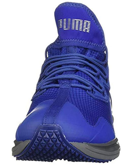 save off e487f 346aa Men's Blue Ignite Limitless Initiate Sneaker