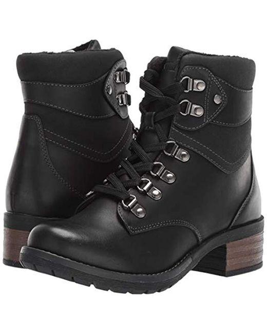 b97913d9278b9d Eastland Frankie Fashion Boot in Black - Save 2% - Lyst