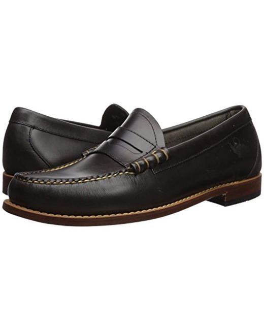 f40ace775e8 Lyst - G.H.BASS Larson Penny Loafer in Blue for Men - Save 21%