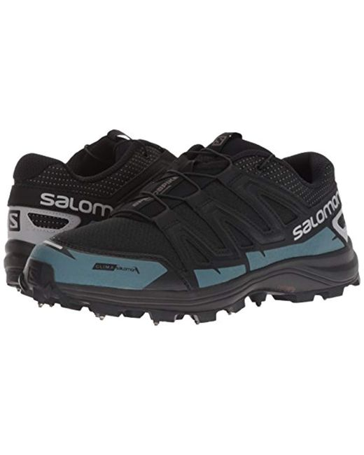 99d77748e24e ... Yves Salomon - Black Speedspike Cs Trail Running Shoe for Men - Lyst ...