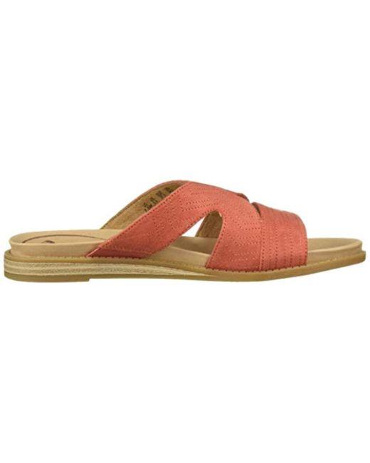 scarpe da ginnastica meglio pensieri su Women's Kourtney Slide Sandal